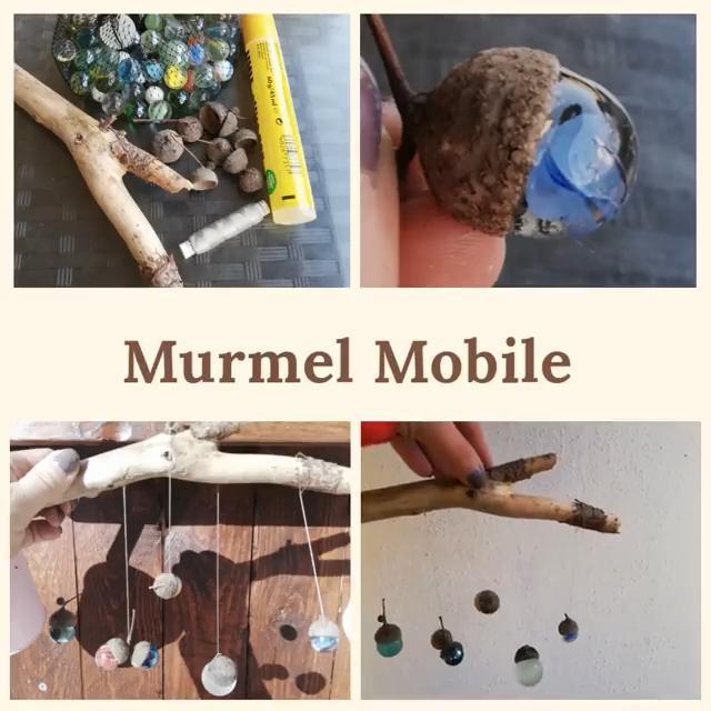 Murmelbilder - DIY - Do it yourself - Murmeln - bastel Idee