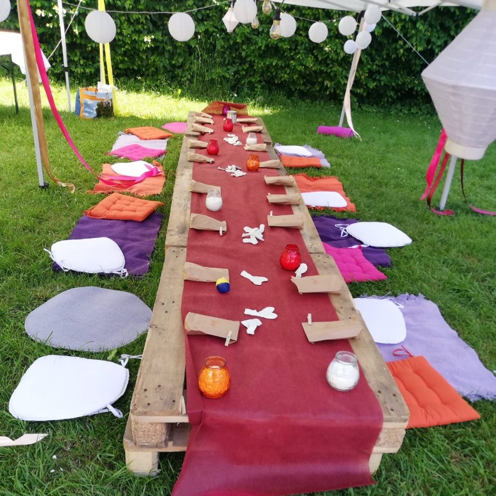 Kinder_Tisch - Hochzeit - Kinder_Betreuung