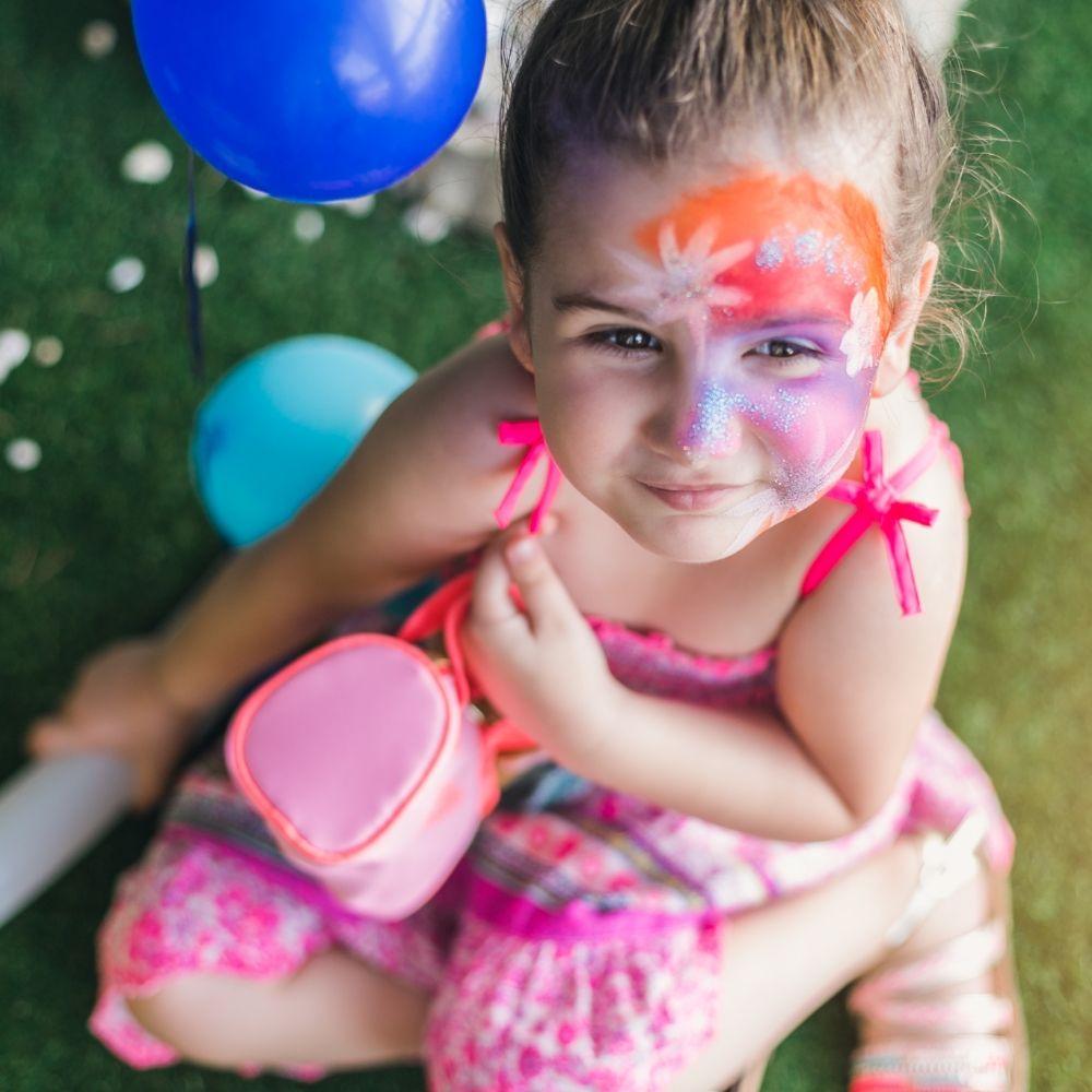 Kinderschminken - kinder_party - kindergeburtstag - nuernberg