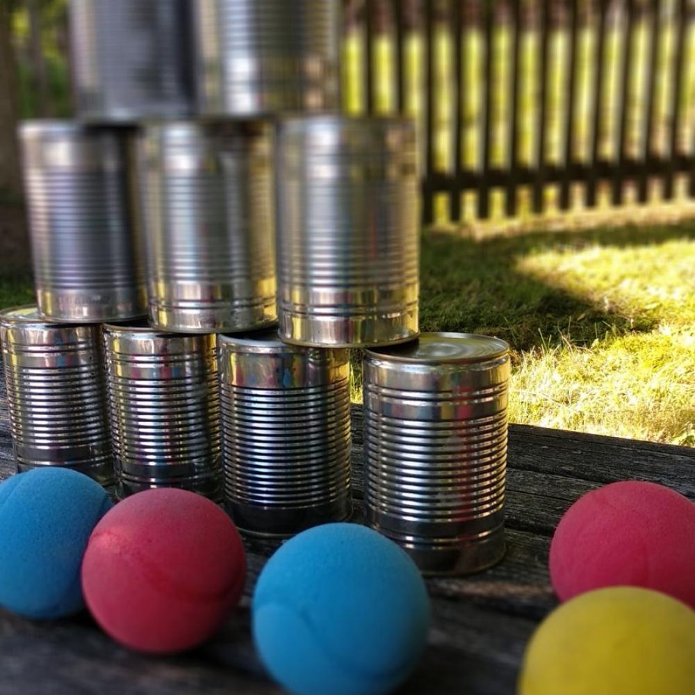 Kinderbetreuung - Hochzeit - Outdoor_Spiele
