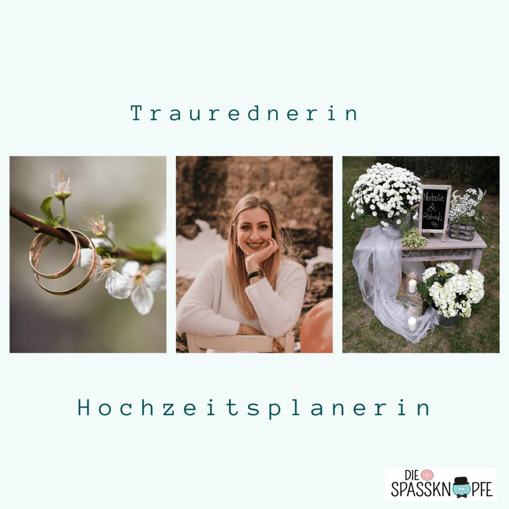 Traurednerin - freie Trauung - Hochzeitsplanerin - Regensburg - Agentur Traumhochzeit