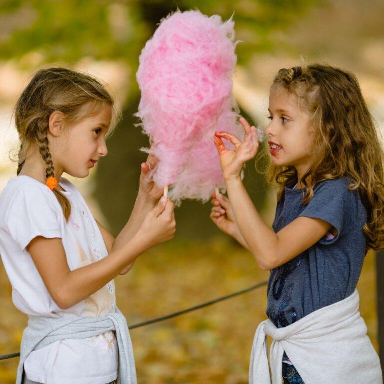 Kinder_geburtstag - zuckerwatte - zuckerwatten_maschine