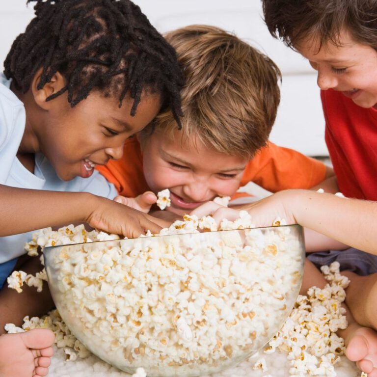 Popcorn_machine - kindergeburtstag - motto_party