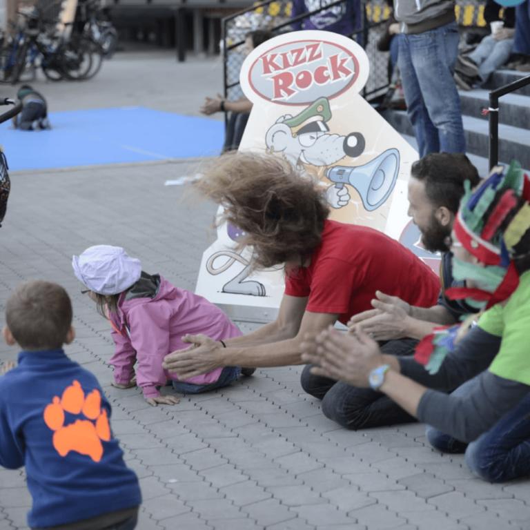 kizzrock - spassknoepfe - konzert - Vernanstaltung - Kinder_event - Rockkmusik