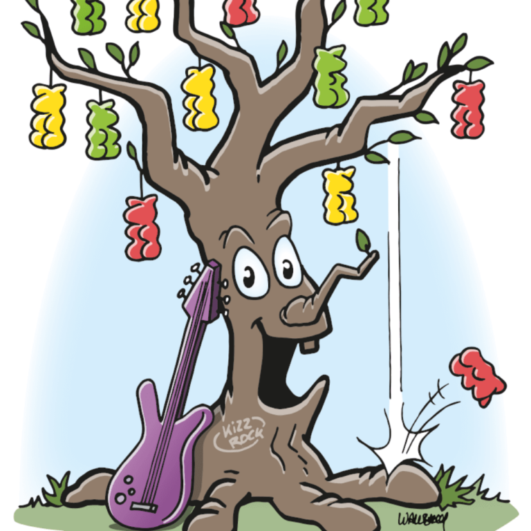 gummibaerbaum - kizzrock - die_spassknoepfe - events